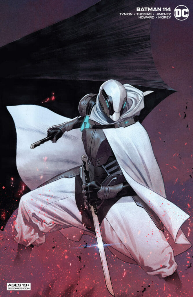 Batman #114 The Nerdy Basement