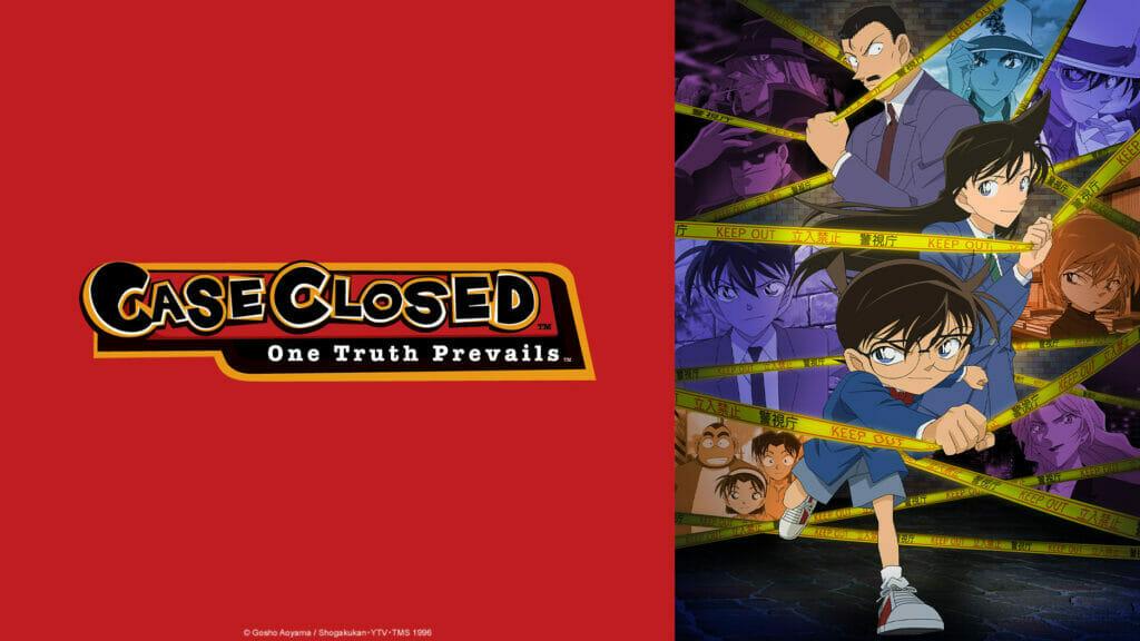 Case Closed Crunchyroll 2021 The Nerdy Basement