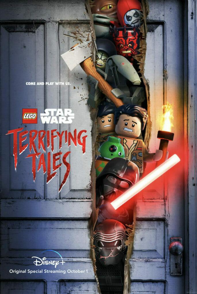 LEGO Star Wars: Terrifying Tales The Nerdy Basement