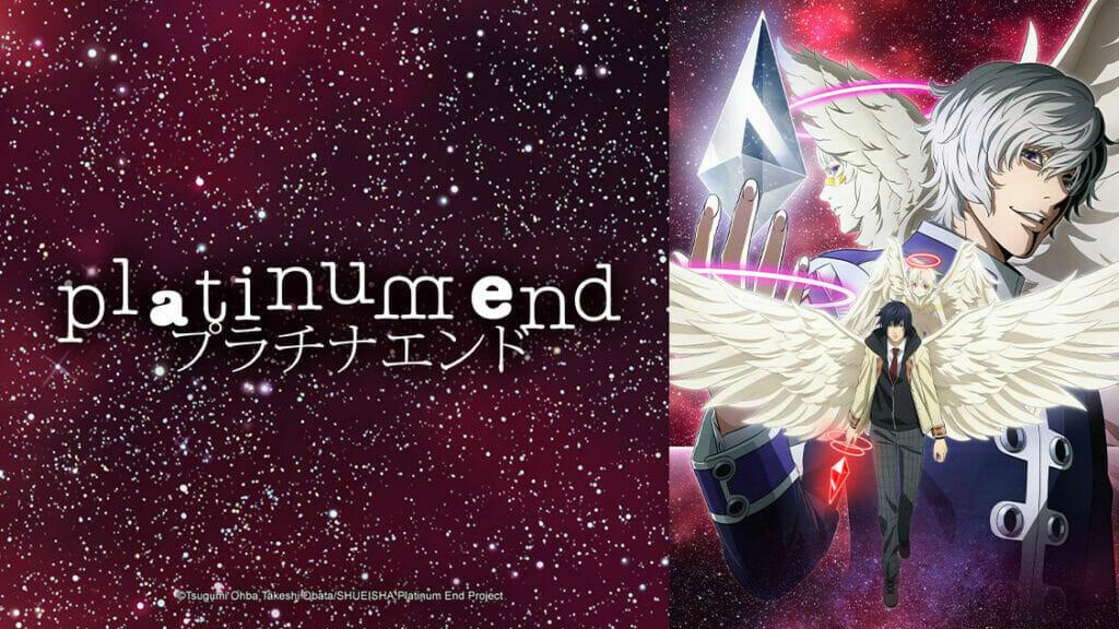 Platinum End Crunchyroll 2021 The Nerdy Basement