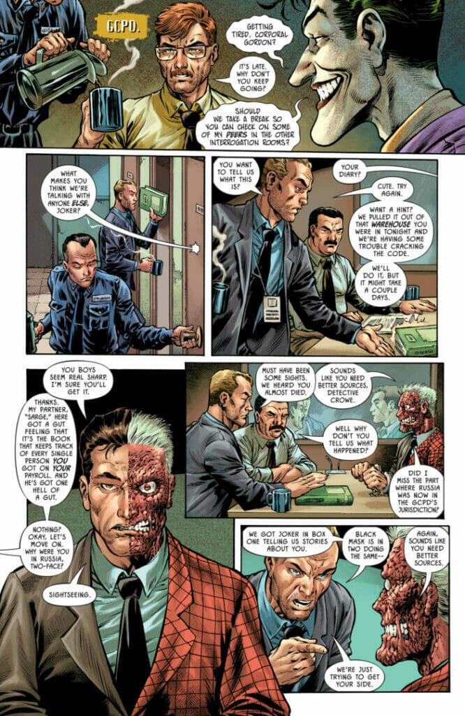 The Joker Presents A Puzzlebox #3 The Nerdy Basement