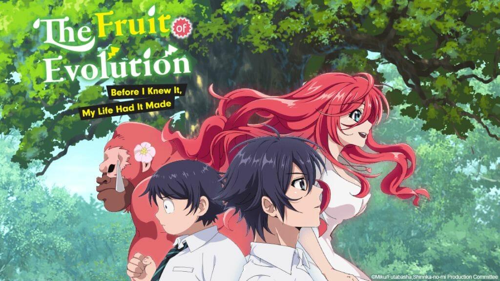 The Fruit of Evolution Crunchyroll 2021 The Nerdy Basement